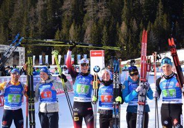 MS v biatlone v Anterselve: Nórsko obhájilo zlato v zmiešaných štafetách jednotlivcov