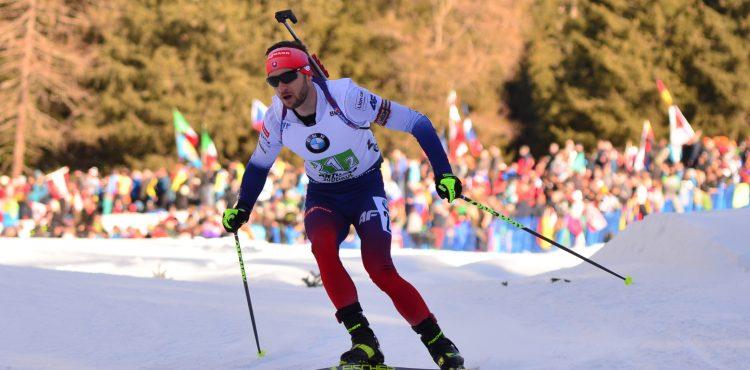 SP Nové Město na Moravě: Šimon Bartko premiérovo bodoval v šprinte