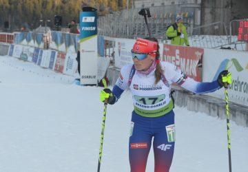 IBU Cup Val Martello: Aneta Smerčiaková premiérovo bodovala