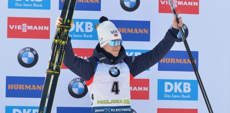 SP Kontiolahti: Johannes Thingnes Boe zvíťazil v šprinte, Michal Šima s čistou streľbou
