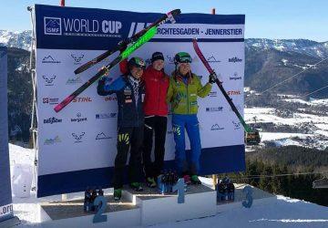 SP Berchtesgaden – skialpinizmus: Marianna Jagerčíková v šprinte zaznamenala druhé miesto