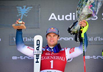 SP Hinterstoder: Alexis Pinturault vyhral alpskú kombináciu a získal malý glóbus