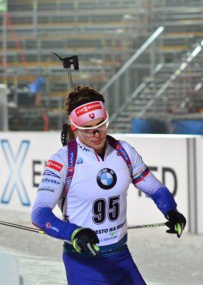 Matej Baloga sa stal v šprinte vicemajstrom sveta v letnom biatlone