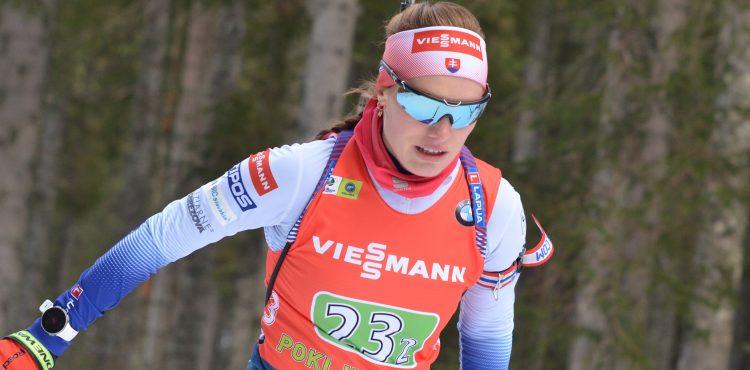 Štartová listina – Šprint 7.5 km – Ženy – MS Pokljuka: Na štart sa postavia tri Slovenky