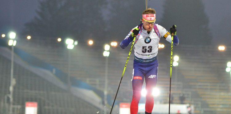 Martin Otčenáš – od bežca na lyžiach k úspešnému biatlonistovi