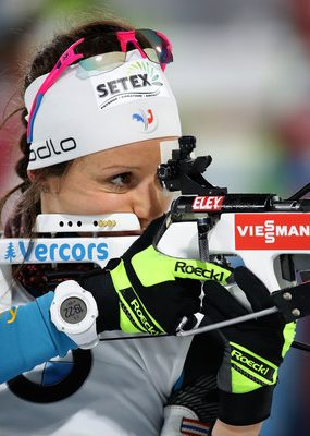 """Biatlonistka Anais Chevalierová sa vracia po pôrode do A tímu: """"Cítim sa čerstvá!"""""""