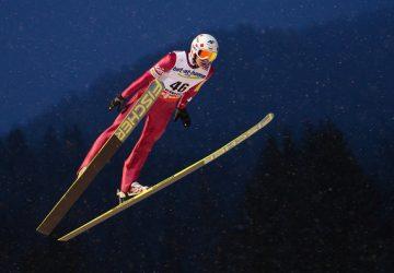 Skokan na lyžiach Kamil Stoch vyhral už tretie preteky v rade
