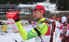 Olympic medallist Jakov Fak is looking forward to the home World Championship, the future of Slovenian biathlon sees in bright colours.