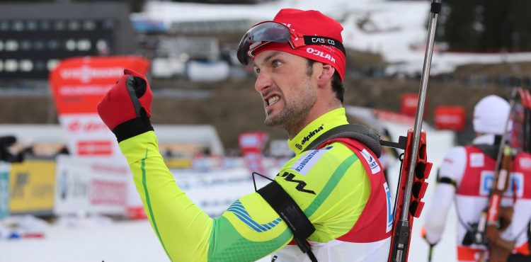 Olympic medallist Jakov Fak is looking forward to the home World Championship, the future of Slovenian biathlon sees in bright colours