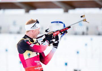 Start list – Sprint – Men – World Cup Kontiolahti 3. 12. 2020