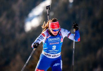 Na biatlonových majstrovstvách sveta v slovinskej Pokljuke aj so sestrami Fialkovými