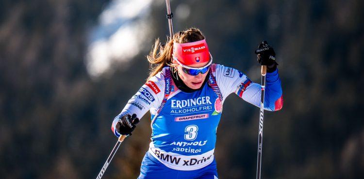 Preview – Šprint 7.5 km – Ženy – MS Pokljuka: Ivonu a Paulínu Fialkové doplní Veronika Machyniaková
