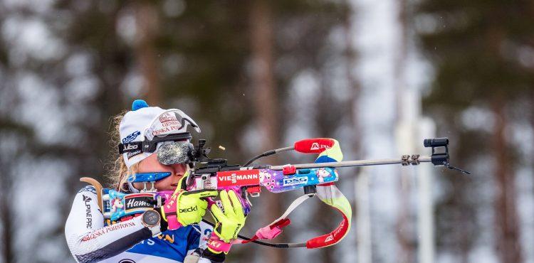 Startovní listina – Sprint – Ženy – Světový pohár v biatlonu Kontiolahti 29.11.2020