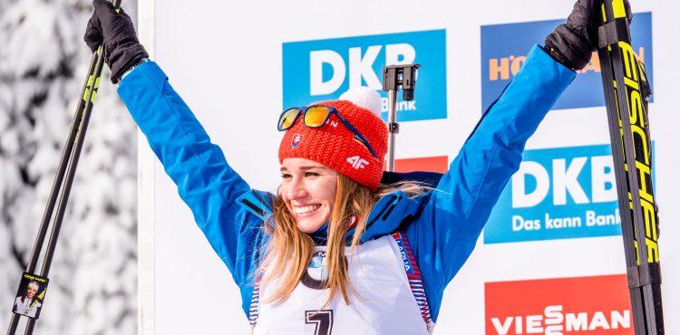 SP Ostersund: Paulína Fialková finišovala v najlepšej desiatke