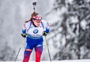 SP Ostersund, stíhacie preteky: Ivona Fialková s najlepším slovenským výsledkom v sezóne