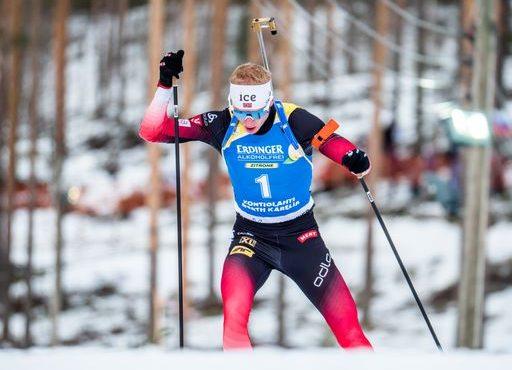 Startlist – Mixed Relay 4×7.5 km – World Championships Pokljuka