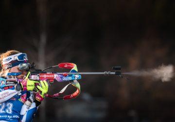 Start list – Sprint – Women – World Cup Kontiolahti 3. 12. 2020