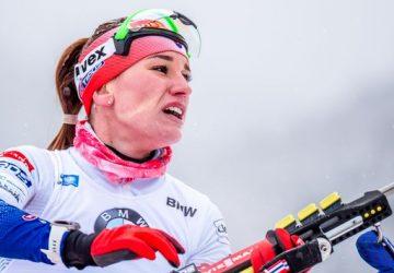 Štartová listina – Stíhacie preteky – Ženy – SP Nové Mesto na Moravě