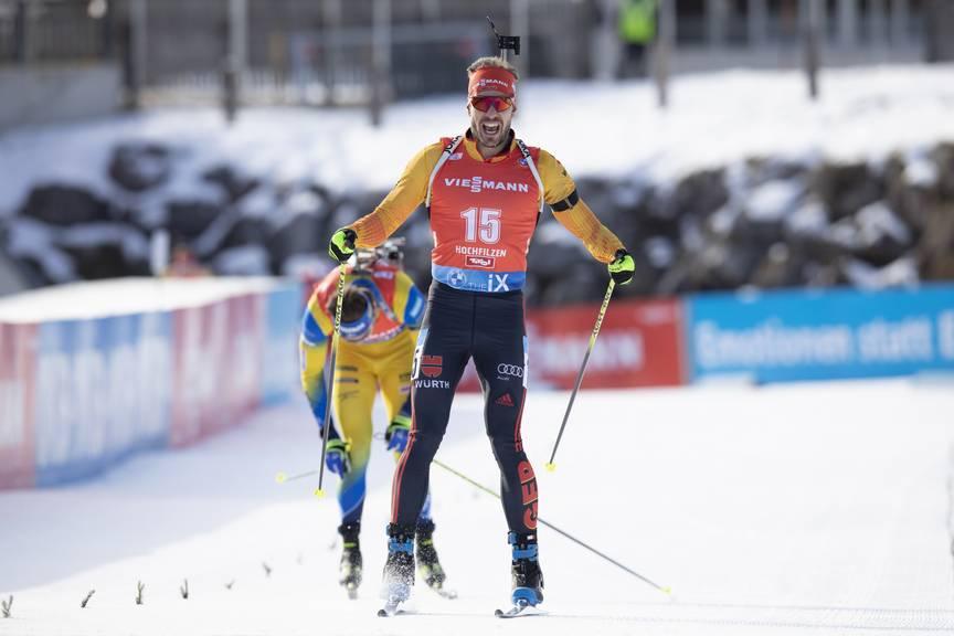 Startliste Biathlon