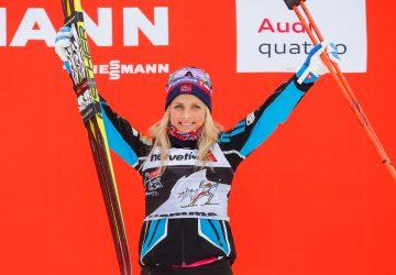 MS Oberstdorf: Therese Johaugová suverénne ovládla 10 km voľne