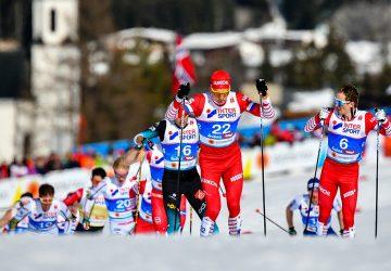 SP v behu na lyžiach Engadine: Triumfy Boľšunova a Stupakovej