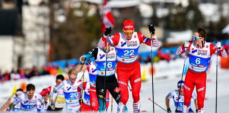 Tour de Ski – Val di Fiemme: Šiesta etapa bola v réžii Nerprjajevovej a Bolšunova
