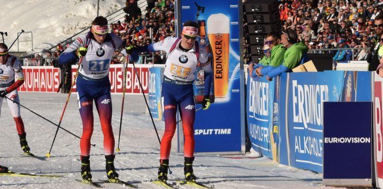 Štartová listina – Štafety 4×7.5 km – Muži – MS Pokljuka: Slováci môžu nadviazať na predchádzajúce výsledky