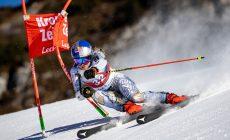 Startovní listina – sjezd – ženy – SP Crans Montana – Ester Ledecká – 23. 1. 2021