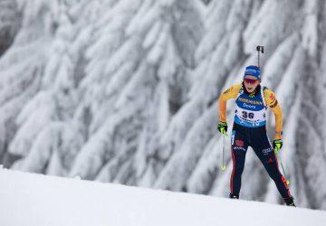 Startliste – Massenstart 12.5 km – Frauen – Weltmeisterschaft Pokljuka