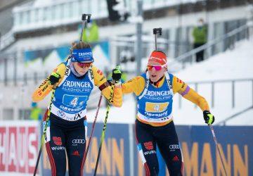 Startliste – Staffel 4×6 km – Frauen – Weltmeisterschaft Pokljuka