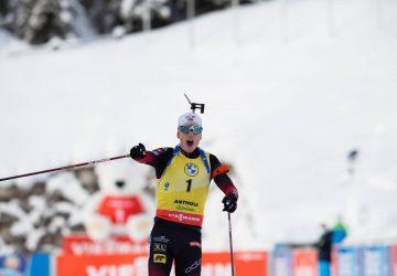Norwegen gewinnt Mixed Staffel