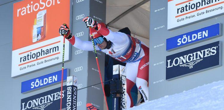 MS Cortina d´Ampezzo: Loic Meillard víťazom kvalifikácie paralelného obrovského slalomu, Andreas Žampa s dobrým dojmom