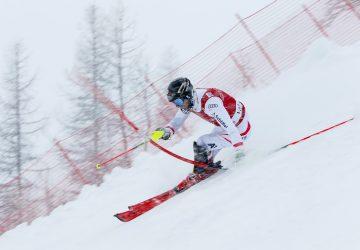 Finále SP Lenzerheide: Marco Schwarz vedie po 1. kole záverečných slalomových pretekov