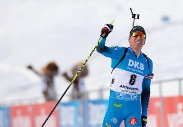 SP Nové Město na Moravě: Quentin Fillon Maillet v stíhačke obhájil víťazstvo zo šprintu