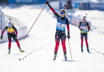 """SP Ostersund: V záverečnom """"masáku"""" triumfovala Ingrid Landmark Tandrevoldová"""