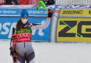 Petra Vlhová sa rozlúčila s historickou sezónou dobrým výsledkom
