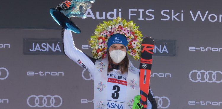 Štartová listina – Slalom – Ženy – finále SP Lenzerheide: Vlhová má na dosah malý aj veľký glóbus
