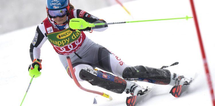 SP Aare: Petra Vlhová napokon postúpila do 2. kola sobotného slalomu