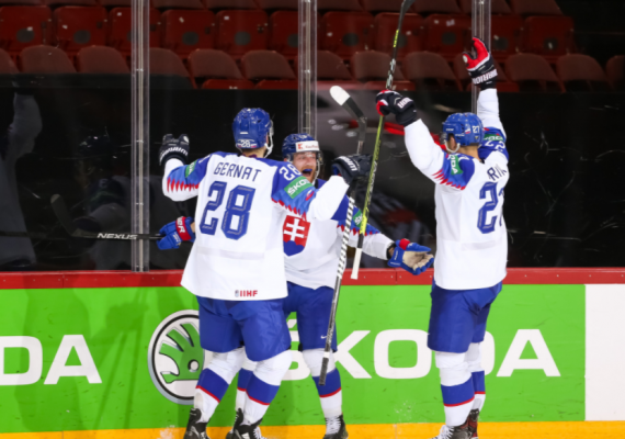 Slovenskí hokejisti sa kvalifikovali na zimnú olympiádu v Pekingu 2022