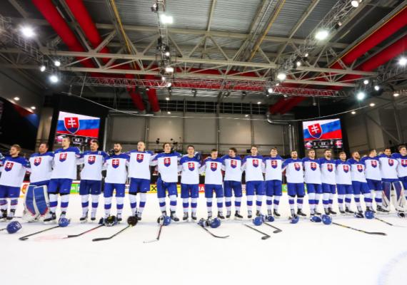 Najmladší slovenský tím podľahol vo štvrťfinále favorizovanej Amerike