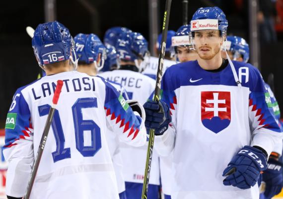 Slovensko v poslednom zápase skupiny podľahlo Českej republike