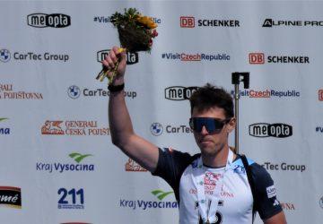MS v letnom biatlone: Tomáš Sklenárik zápolil o medaily aj v stíhacích pretekoch