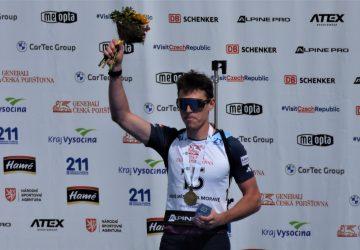 MS v letnom biatlone: Tomáš Sklenárik získal v šprinte juniorov bronz